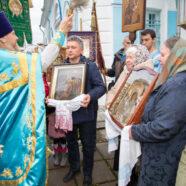 Престольный праздник Казанской иконы Божией Матери